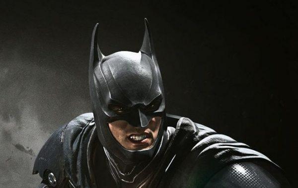 BATMAN ENDING