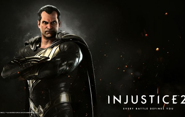 Black Adam Intros