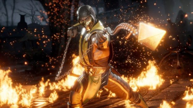 Mortal Kombat 11 Story Mode